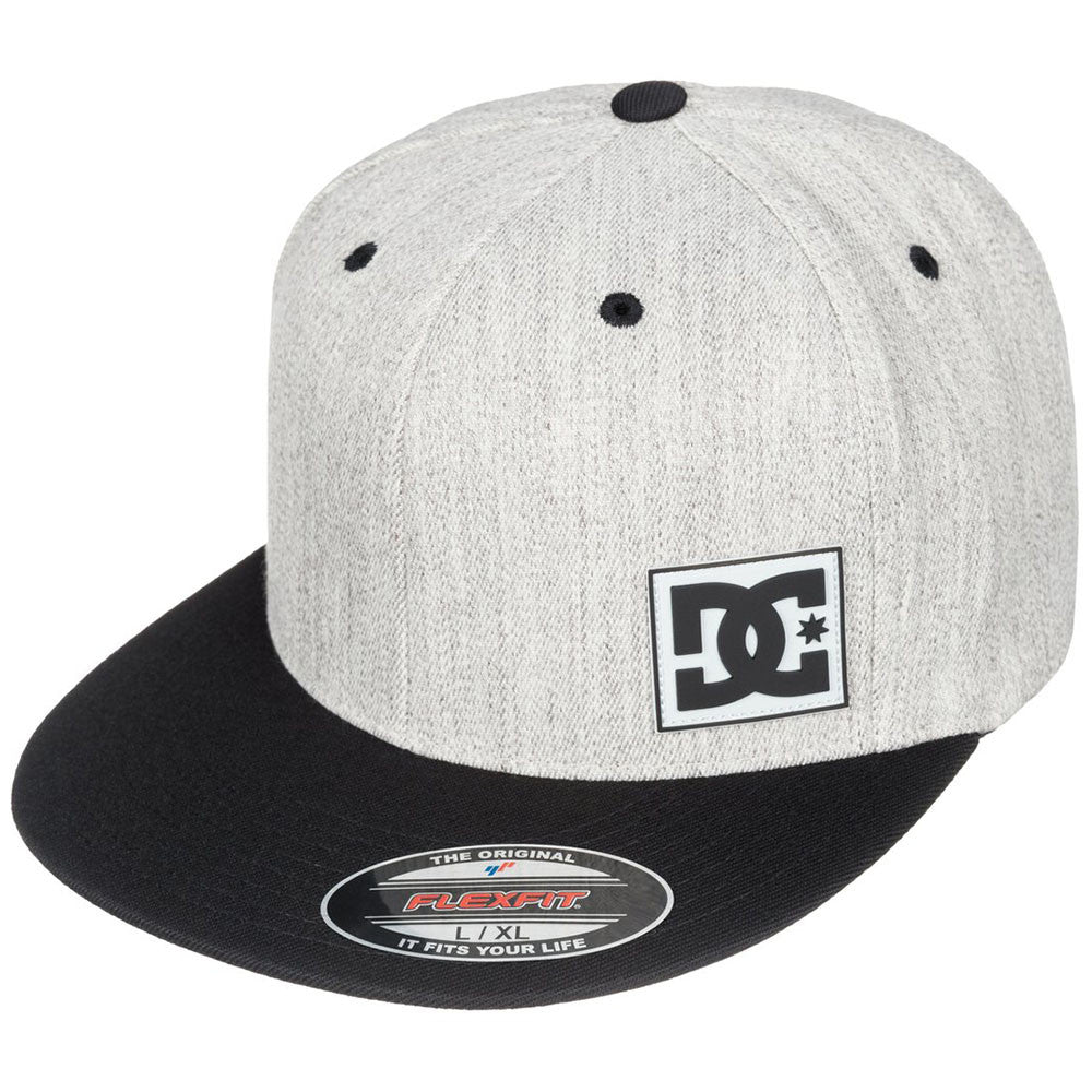 DC Radical 2 Fitted - Steel Grey KNFH - Men's Hat