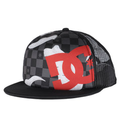DC Lanai Trucker - Anthracite KVJ1 - Men's Hat
