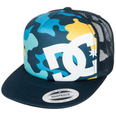 DC Lanai Trucker - Freesia YJE1 - Men's Hat