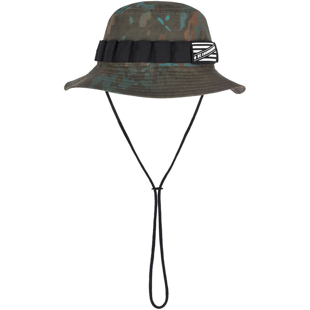 DC Bucket - Camo Lodge CQW6 - Men's Hat