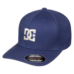DC Cap Star 2 - Blue/Blue/White XBBW - Men's Hat