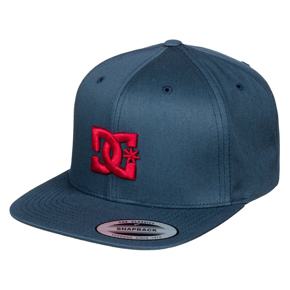 DC Snappy - Blue Indigo BPY0 - Men's Hat