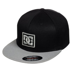 DC Raddest - Black/Black/Grey XKKS - Men's Hat