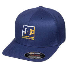 DC Crosscloud - Blue Indigo BPY0 - Men's Hat
