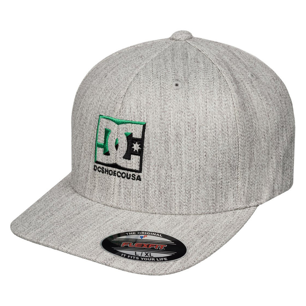 DC Crosscloud - Steel Gray KNFH - Men's Hat