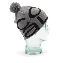 Coal Logo - Heather Grey - Youth Beanie