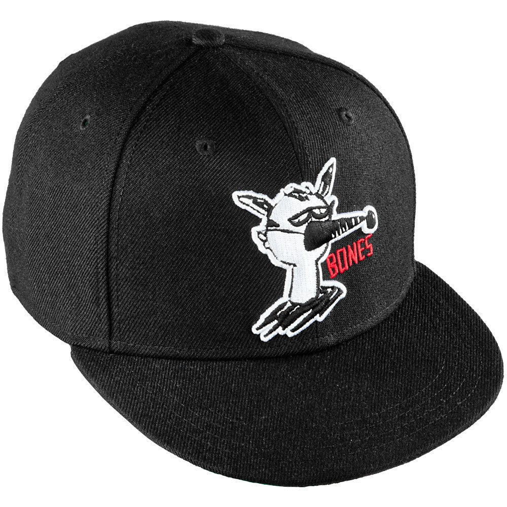 Bones El Raton Snapback - Black - Men's Hat