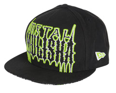 Metal Mulisha Irish Car Bomb - Black/Green - Men's Hat