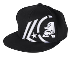 Metal Mulisha Back Track - Black/Grey - Men's Hat
