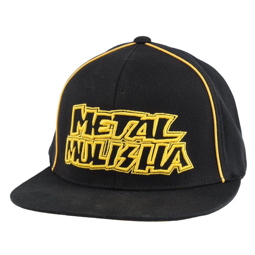 Metal Mulisha Proper Flexfit Hat - Black - Men's Hat