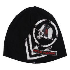 Metal Mulisha Requirement Beanie - Black - Men's Beanie