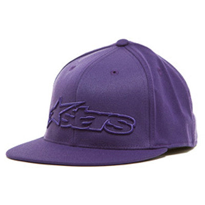 Alpinestars Ballistic 210 - Men's Hat - Deep Purple