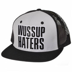 Shake Junt Haters Mesh - Grey/Black - Men's Hat