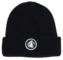 Shake Junt Super Chicken Cuff - Black - Men's Beanie