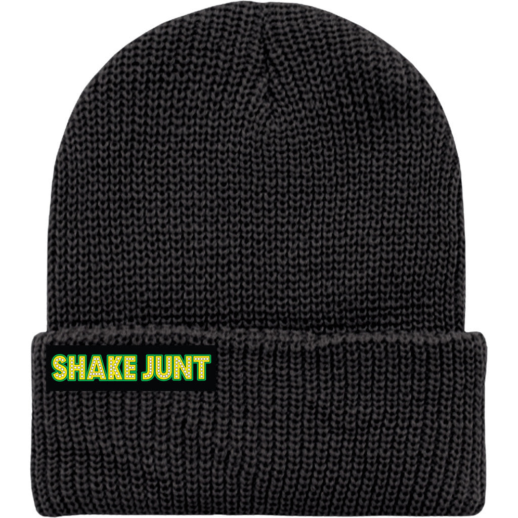 Shake Junt SJ Skully - Black - Men's Beanie