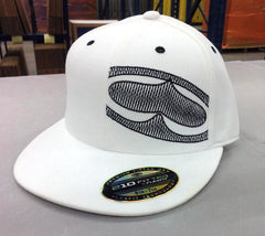 SRH Side Logo - White - Men's Hat