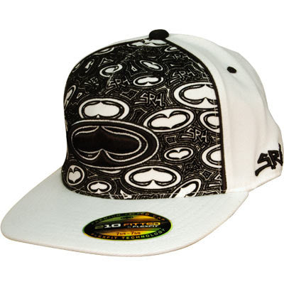 SRH Outline - White - Men's Hat