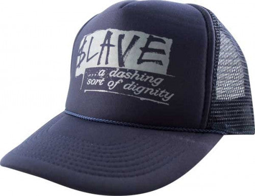 Slave Dignity Mesh - Navy - Men's Hat