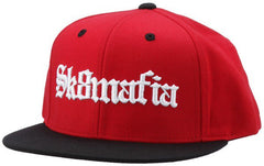 Sk8mafia OE Adjustable Snap - Red - Men's Hat