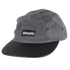 Sk8mafia 5-Panel Old E Patch - Black - Men's Hat