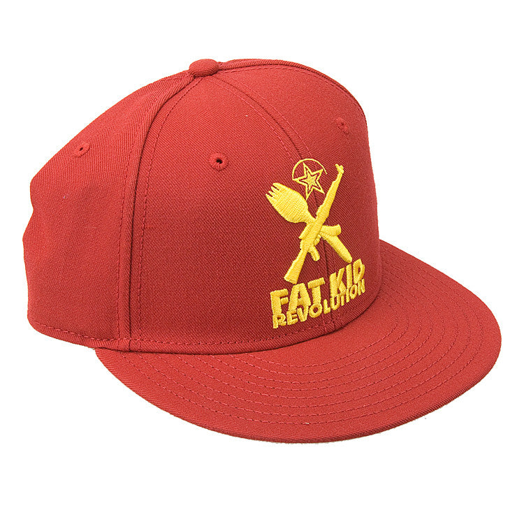FKR Replica MCD - Red / Yellow - Men's Hat