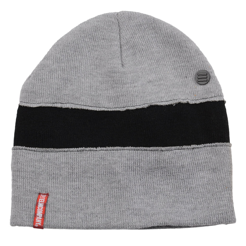 Elm Company The Salvage Beanie - Grey - Mens Beanie