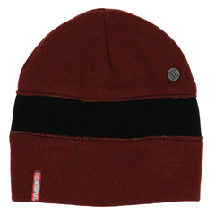 Elm Company The Salvage Beanie - Red - Mens Beanie