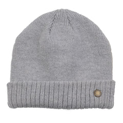 Elm Company The Bellmont Beanie - Grey - Mens Beanie