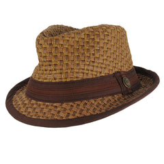 Goorin Brothers Eric B - Brown - Men's Hat
