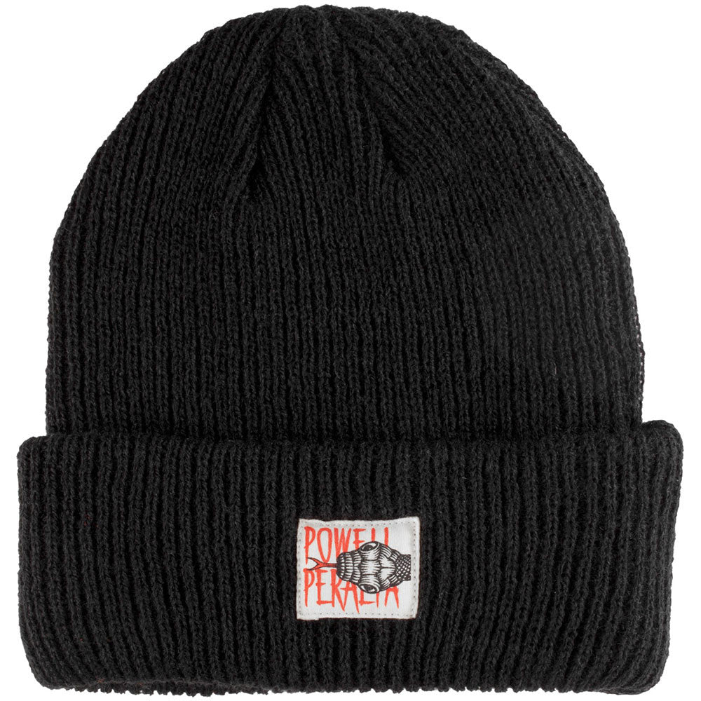 Powell Peralta Snake - Black - Men's Beanie