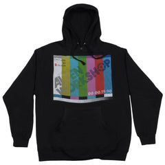 Alien Workshop Colorbar Pullover - Black - Men's Sweatshirt