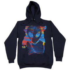 Alien Workshop Vortex Pullover Hoodie - Blue - Men's Sweatshirt