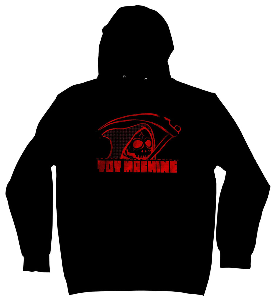 Toy Machine Reaper Hood - Black - Men's Sweatshirt