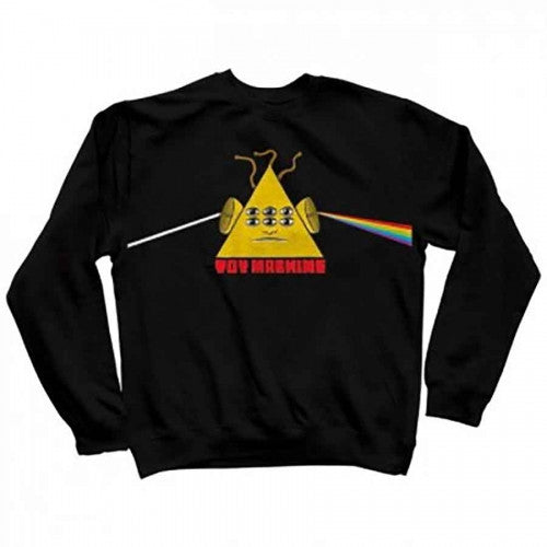 Toy Machine Darkside Crew - Black - Men's Sweatshirt