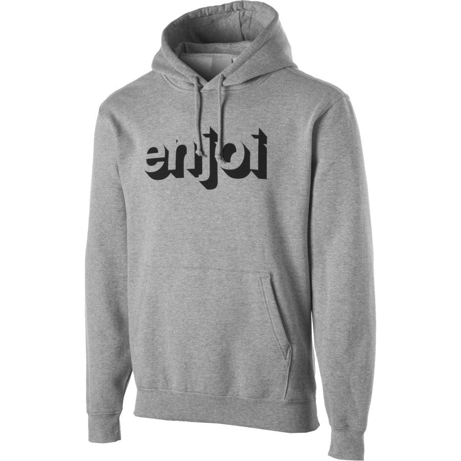 Enjoi Thrust P/O Hood - Gunmetal Heather - Sweatshirt