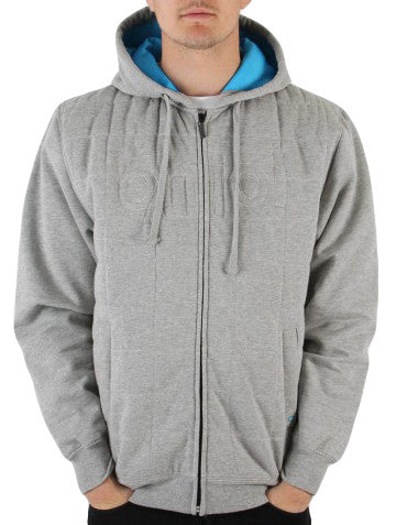 Enjoi Mattress Dancer Hooded Fleece - Grey/Heather - Sweatshirt
