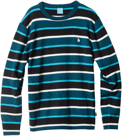 Enjoi S/B Life Sweeter Sweater - Turquoise - Men's Sweatshirt