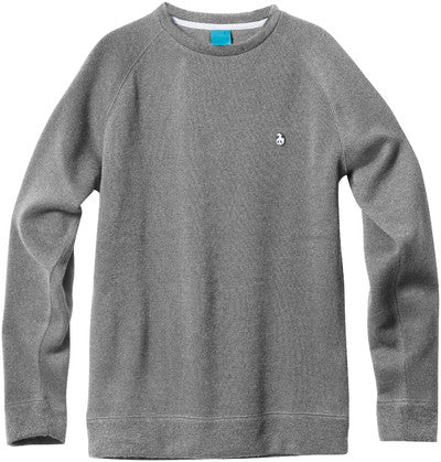Enjoi Slightly Special Crew - Athletic Grey - Men's Sweatshirt