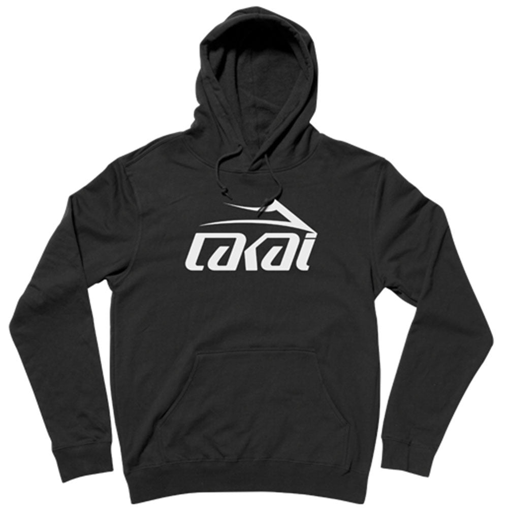 Lakai Basic P/O Hooded - Black - Men's Sweatshirt