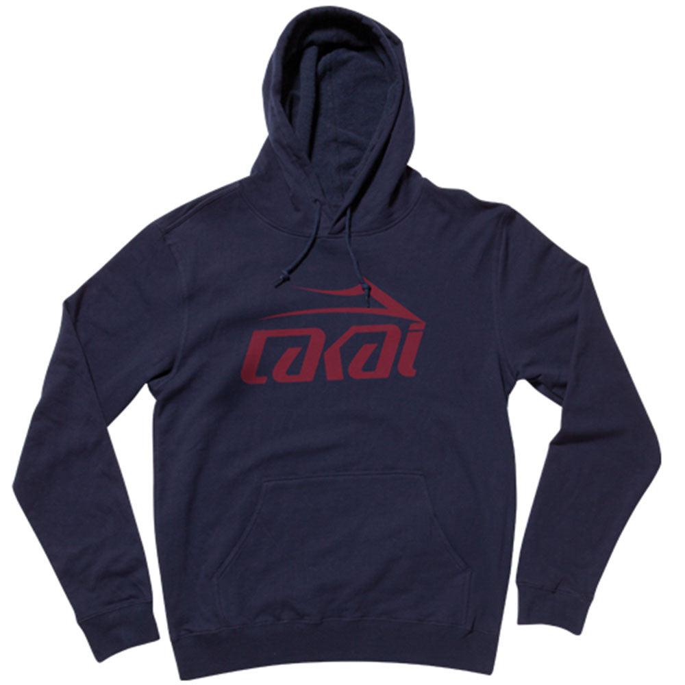 Lakai Basic P/O Hooded - Navy - Men's Sweatshirt