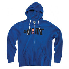 Habitat Artisan Apex Full Zip Hoodie - Blue - Men's Sweatshirt