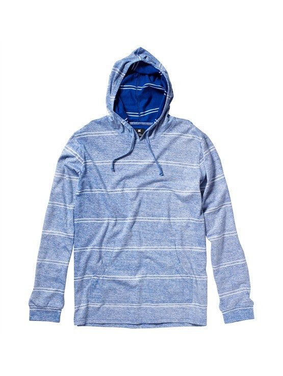 DC Hawkland Pullover Hoodie - Royal Blue - Men's Sweatshirt
