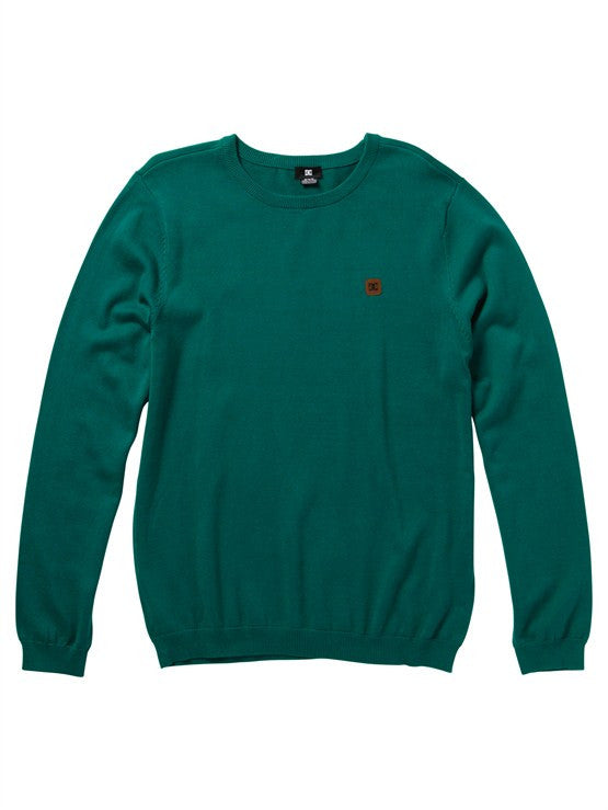 DC Sabotage 3 - Bahama Green - Men's Sweatshirt