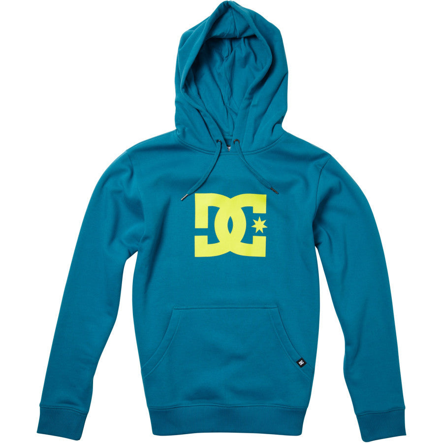 DC All Star Pullover Hoodie - Skydiver - Men's Sweatshirt