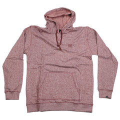DC Rebel P/O Hooded - Red Gradient - Men's Sweatshirt