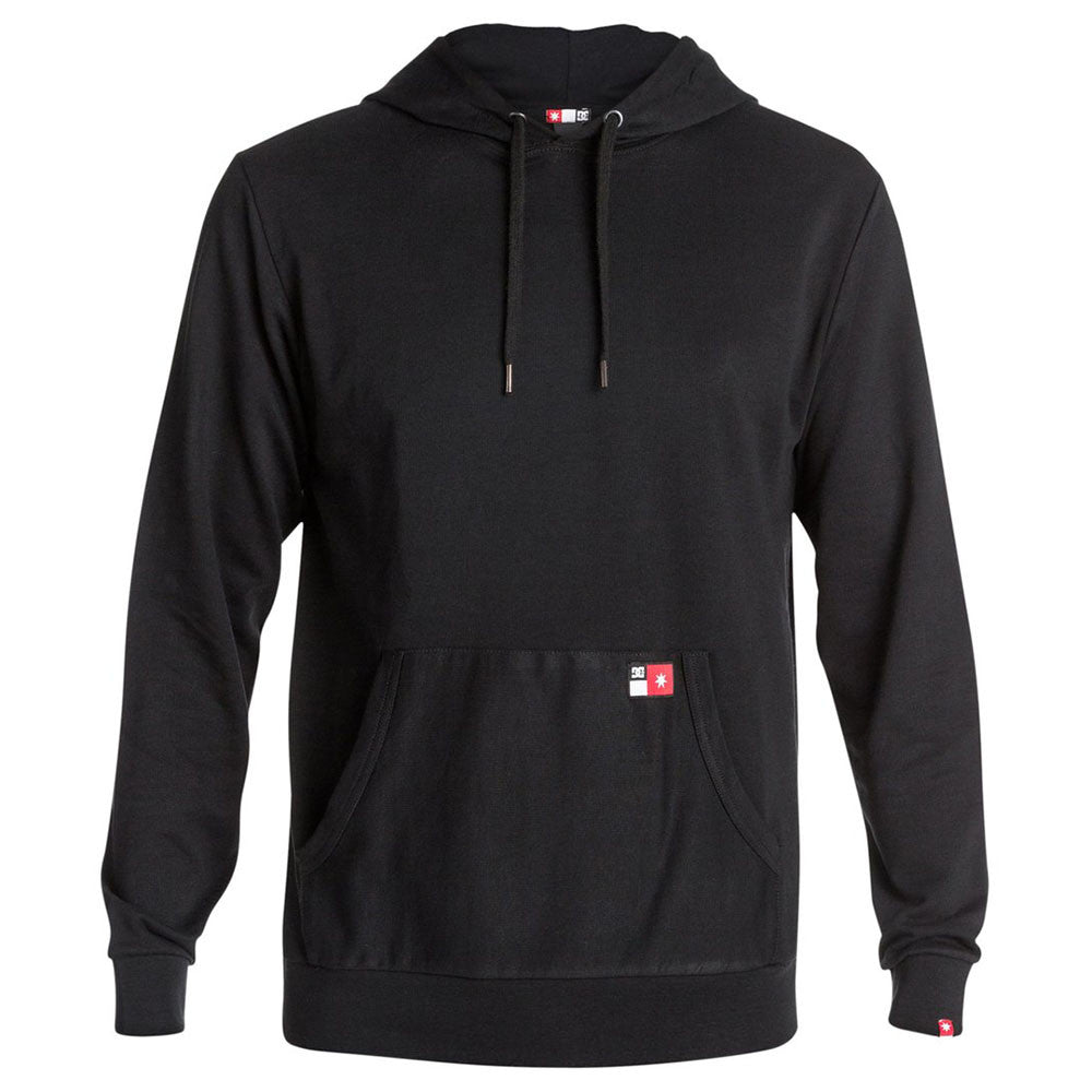 DC Core P/O Hooded - Anthracite KVJ0 - Men's Sweatshirt
