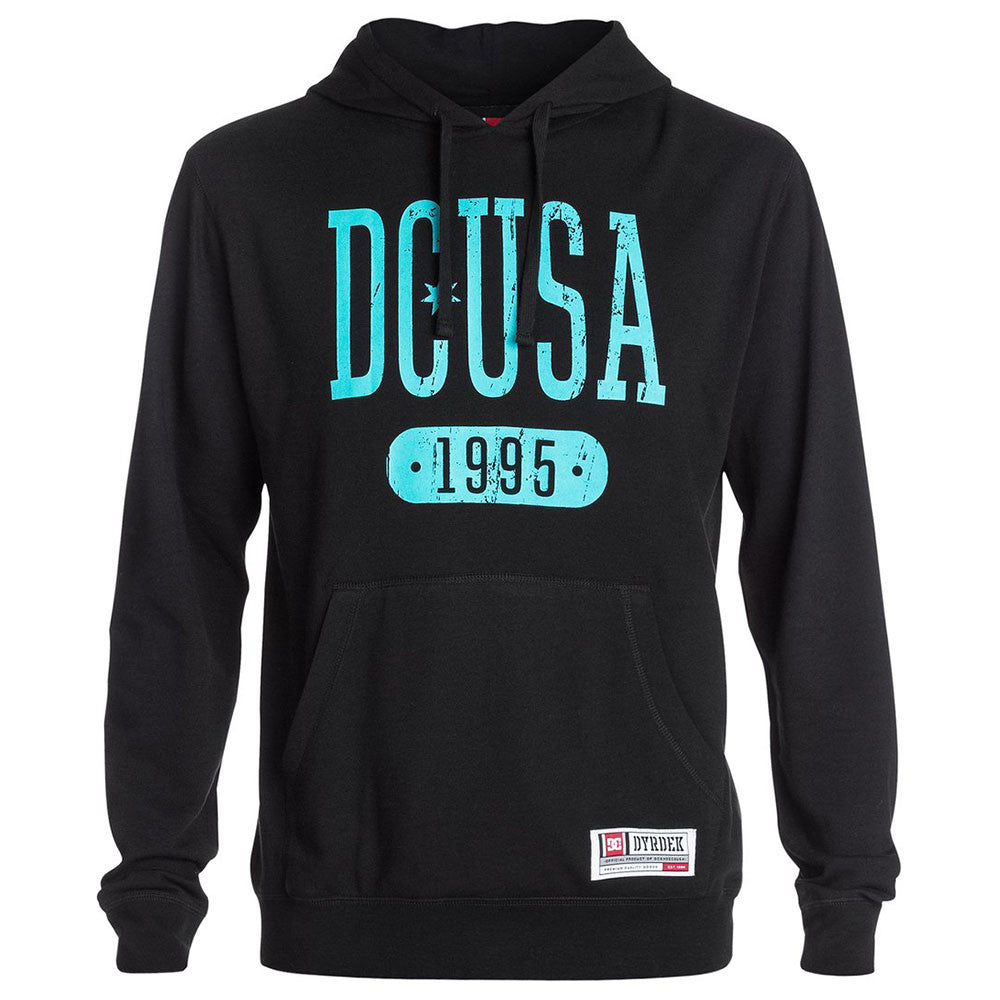 DC Rob Dyrdek Brawler P/O Hooded - Anthracite KVJ0 - Men's Sweatshirt