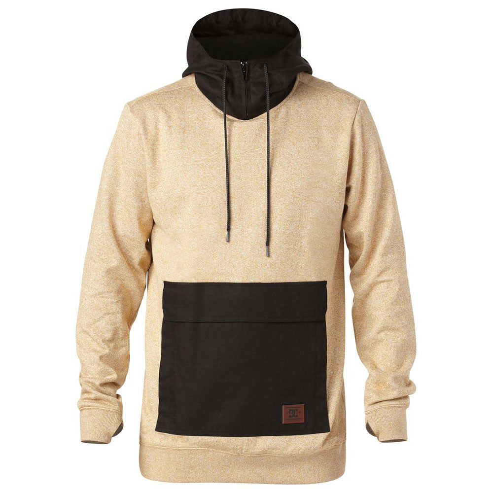 DC Overhaul P/O Hooded - Medal Bronze CMV0 - Men's Sweatshirt