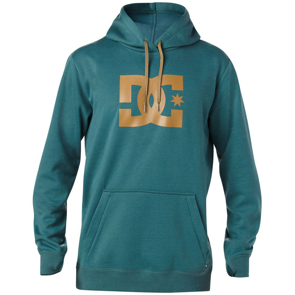 DC Snowstar P/O Hooded - Jasper GRE0 - Men's Sweatshirt