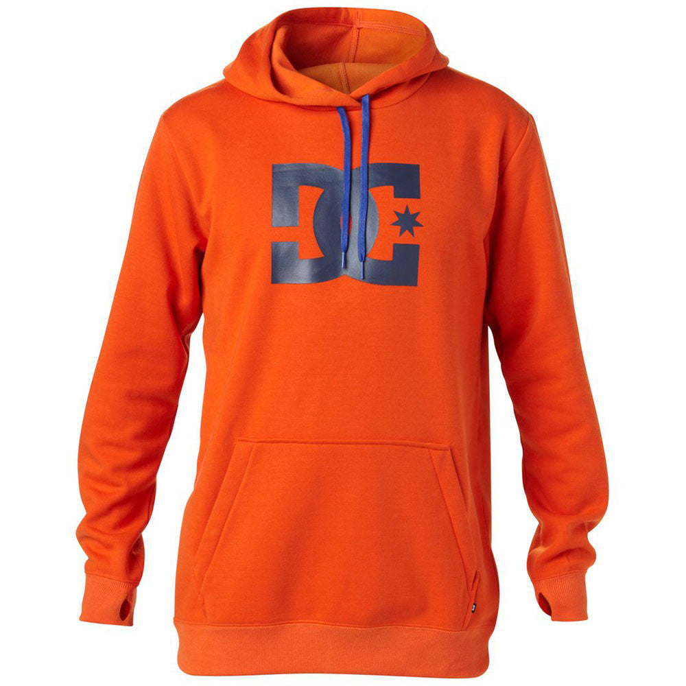 DC Snowstar P/O Hooded - Pureed Pumpkin NZE0 - Men's Sweatshirt